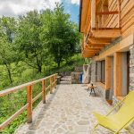 Open air terrace